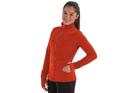 Intermezzo Jacket Red