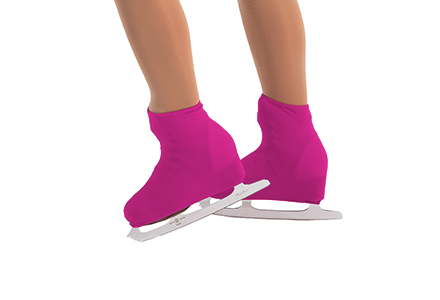 Lycra Boot Covers Fuchsia
