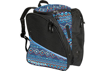 Aztec Transpack Ice Skate Bag Blue