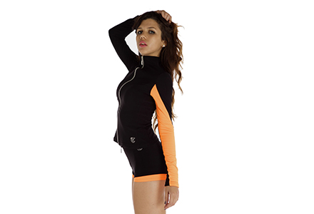 Thuono Performance Jacket Tropico Fluo