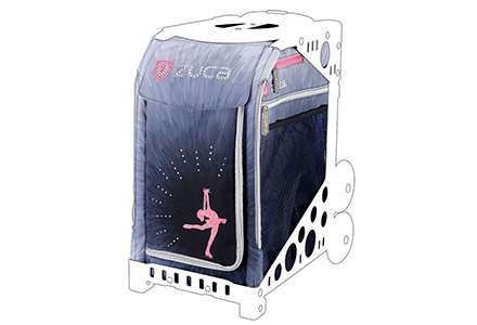 Ice Queen Insert For Zuca Skate Bag From Skatey Co Uk