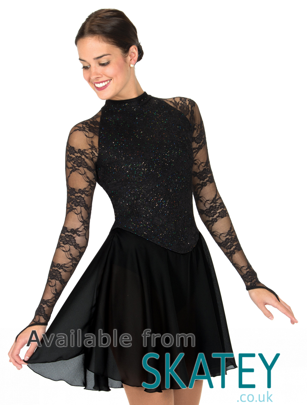 Lacy Lady Ice Dance Dress From Skatey Co Uk