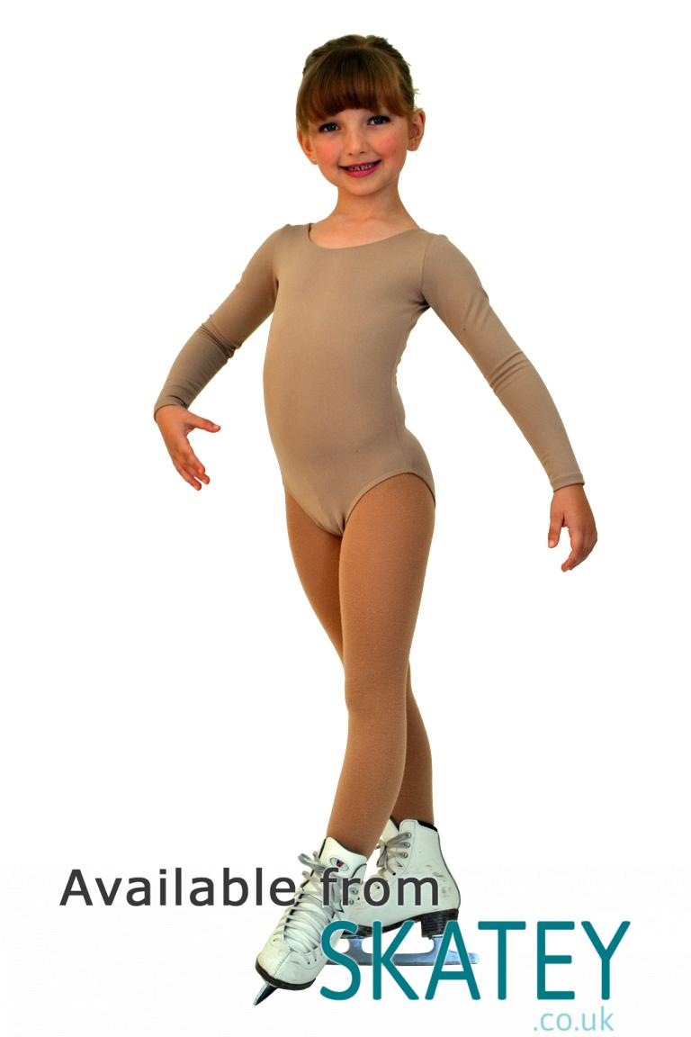 Chloe Noel Long Sleeved Underwear Leotard From Skatey.co.uk