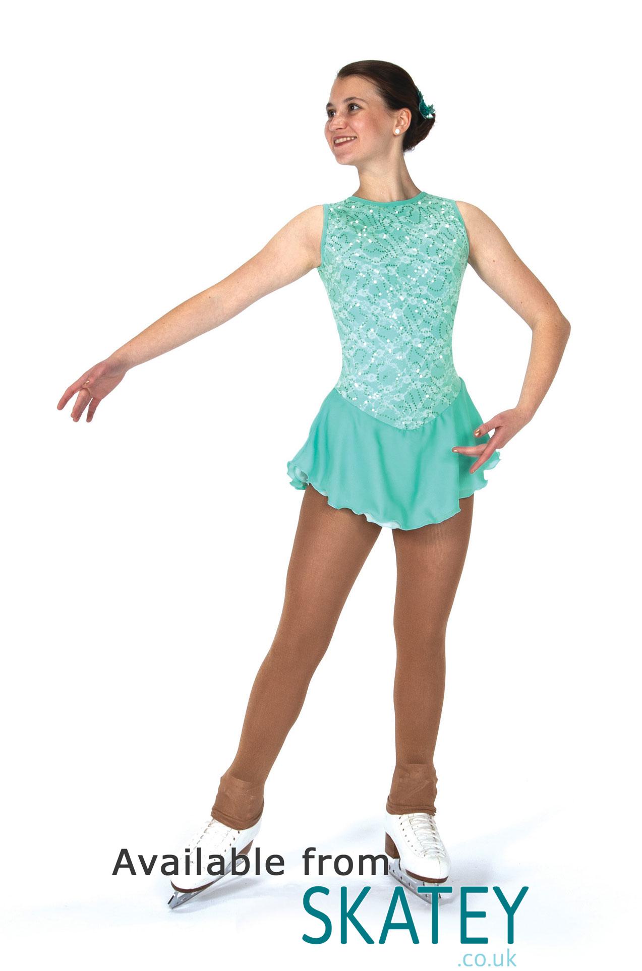 Mint Julep Ice Skating Dress From Skatey co uk
